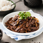 honey and black pepper beef