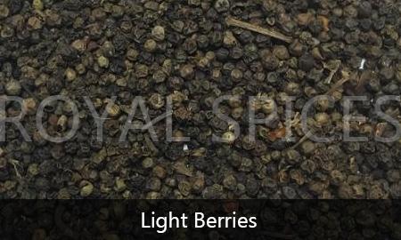 Light Berries Black Pepper Brazil